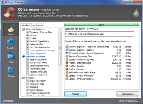 Ccleaner Nvidia Install Files | the ultimate guide to proper ssd management pcworld