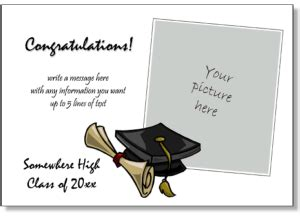free printable graduation invitation maker graduation announcements printable graduation