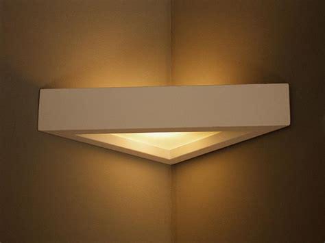 Corner Light Fixture Plaster Corner Wall Light