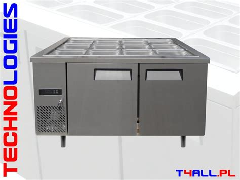 Table Top Refrigerated Salad Bar by Refrigerated Salad Table Fridge Salad Bar Catering 60 Quot X28