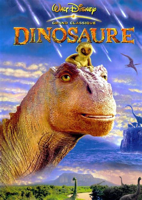 film disney jeux video dinosaure disney planet