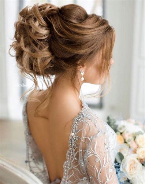 Best Wedding Hairstyles For The by 15 Best Of Hairstyles For Hair For Wedding