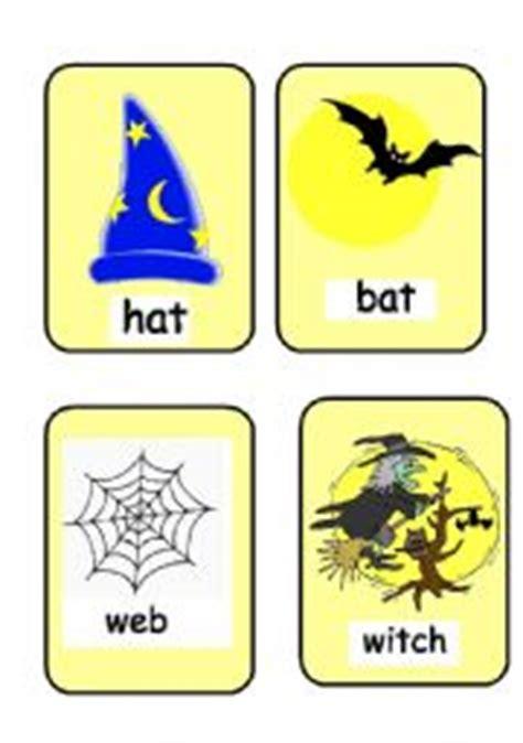 halloween flashcards printable english worksheets halloween flashcards