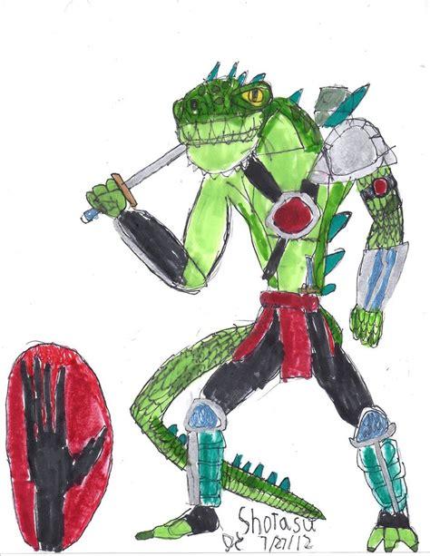 leetha of the 7th house of k shotasu the mutant mad ninja mauler by jefimusprime on deviantart