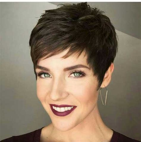 how to cut pixie cuts for straight thick hair 20 superb short pixie haircuts for women short