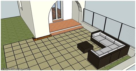 sketchup layout c est quoi shamwerks terrasse project terrasse project