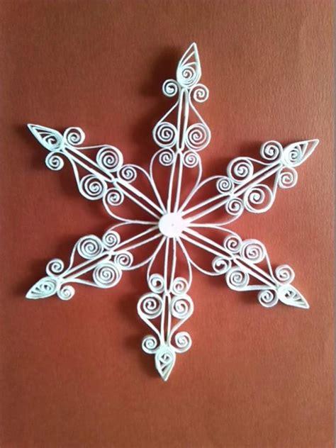 snowflake patterns quilling pin by kt on quilling snowflakes pinterest