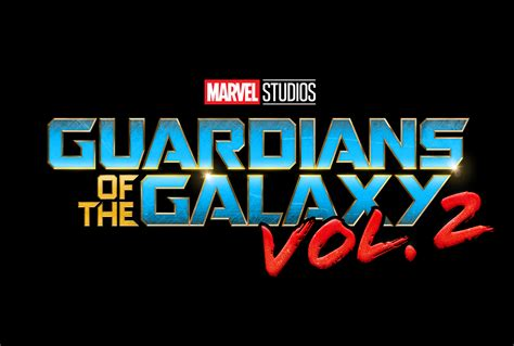 Guardian Of The Galaxy Logo guardians of the galaxy 2 footage description at comic con