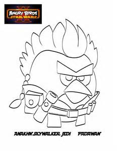angry birds star wars coloring pictures az coloring pages
