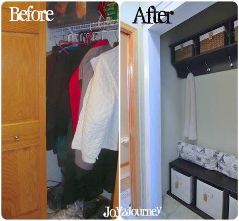 Mudroom Wardrobe by Mudroom Closet Ideas Roselawnlutheran
