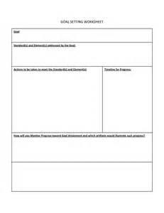 worksheet template 14 best images of goal planning worksheet couples goal