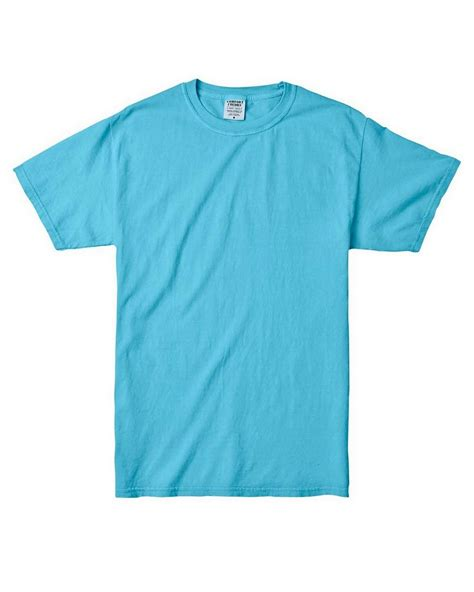 blue comfort colors comfort colors c9030 garment dyed t shirt apparelnbags