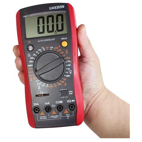 checking ac capacitor with digital multimeter capacitor checking with digital multimeter 28 images dm6013l digital lcd capacitor
