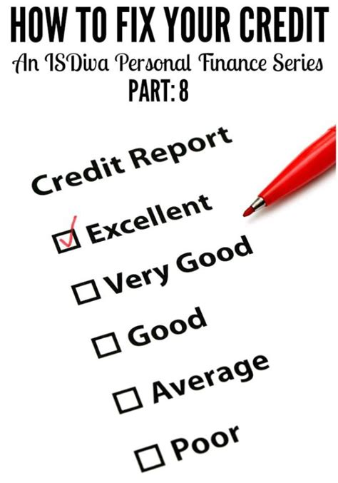 7 Reasons To Try A Bad Credit Repair Company by How To Fix Your Credit Report Part 8 Independent Smart