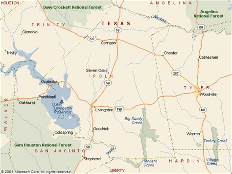 map of polk county texas usgs groundwater