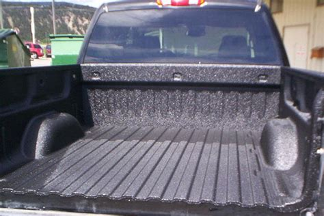 spray in truck bed liner al s liner diy truck bed spray on liner kit paint