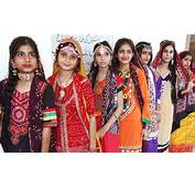 Sindh Brings Out Its Colours On Ajrak Topi Day