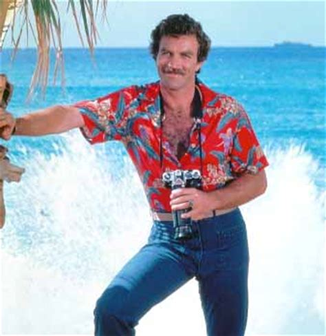 im looking for the sweater tom selleck wears in this an open letter to hawaiian shirt guy girls on the grid
