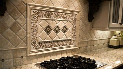 tile medallions for kitchen backsplash kitchen backsplash metal medallions rapflava
