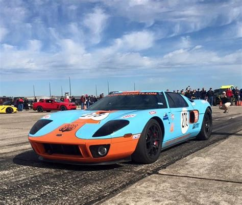 fastest ford gt world s fastest standing mile ford gt new mile