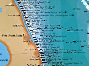 treasure maps florida finally embracing being florida s treasure coast slr