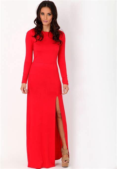 Longdress Maxy sleeve casual maxi dress dresscab