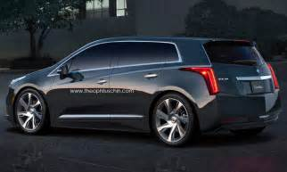 Cadillac Five Cadillac Elr 5 Door Imagined Inside Evs