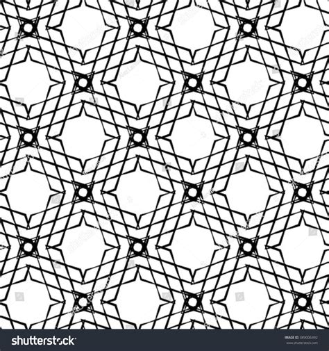 repeating pattern en français geometric ornament stylish background vector repeating