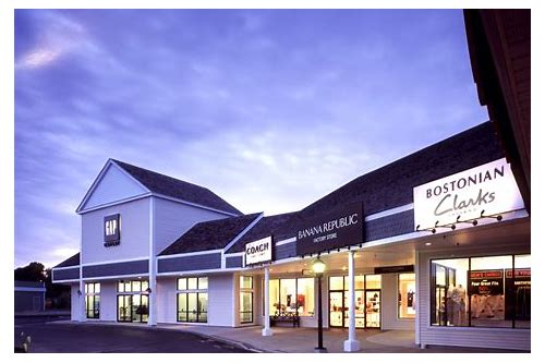 tanger outlet coupon kittery