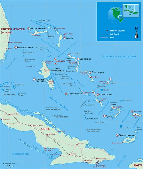 the bahamas map map of bahamas commonwealth of the bahamas maps mapsof net