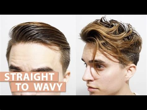 How To Style Hair Without Products by To Wavy Hair Without Using Any Products S