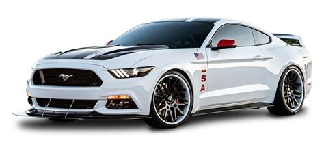 Nice Apollo Sports Car #2: PNGPIX-COM-White-Ford-Mustang-Apollo-Car-PNG-Image.png