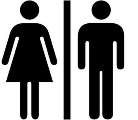 boy girl bathroom sign boy and girl bathroom signs clipart best