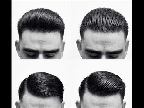 Pomade Pewarna Rambut kumpulan gaya rambut pria paling popular dengan pomade