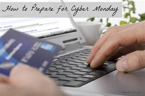 Cyber Monday Visa Gift Card Deals - plan of attack how to prepare for cyber monday 200 visa gift card giveaway not