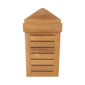 Teak Bathroom Storage Teak Waste Basket Bathroom Storage Bathroom Accessories Bathroom
