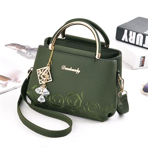 Jual Tas Wanita Murah Import 1789 Green jual b16160 green tas import fashion cantik grosirimpor