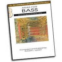 songbooks for bass and low voices - 1458402673 Arias For Bass G Schirmer