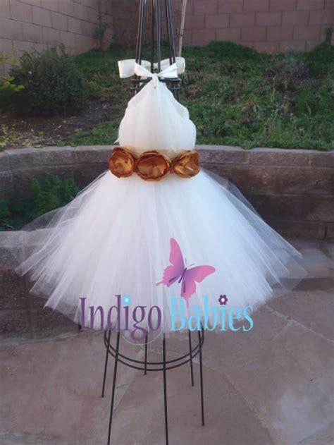 Handmade Tutu Flower Dresses - flower tutu dress tutu dresses wedding flower