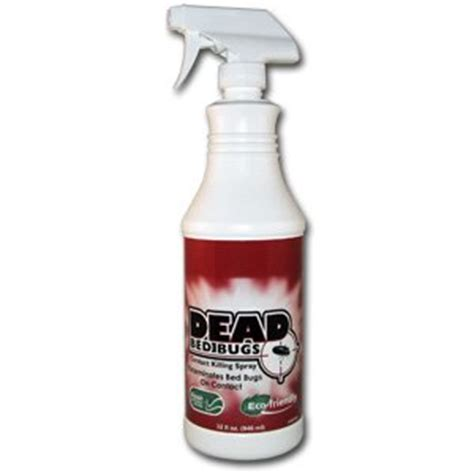 amazoncom dead bed bugs contact killing spray  oz insect repelling products patio