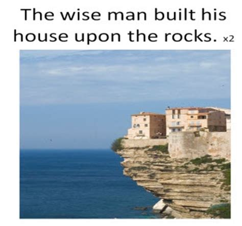 the wise man built his house upon the rock music 326 best bible jesus and his parables images on pinterest sunday school crafts bible and