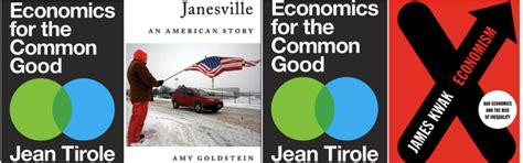 economics for the common three books for 2017 economics for the common good janesville economism equitable growth