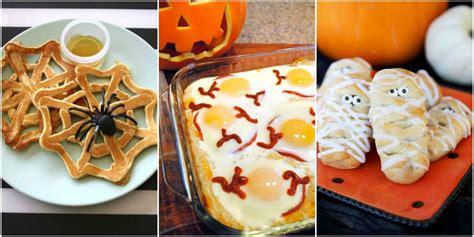 easy halloween breakfast recipes 10 halloween breakfast