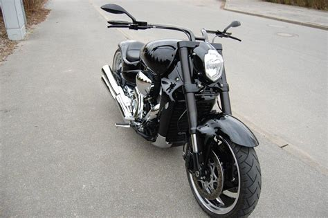 Yamaha Motorrad Wismar by M 1800 Black Motorrad Fotos Motorrad Bilder