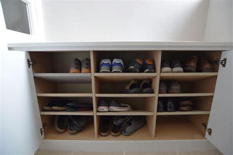bespoke shoe storage bespoke carpentry designed and built to your exact