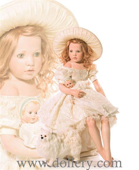 porcelain doll light hildegard gunzel collectible dolls