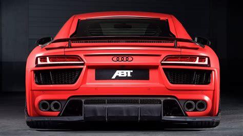 Audi R8 Sound by Abt Audi R8 Sound Abt Sportsline