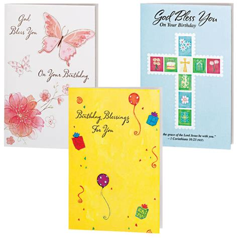 Assorted Birthday Cards Assorted Birthday Cards 24 Pack View 3