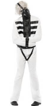 snake pit straight jacket costume