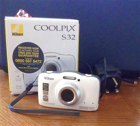 Kamera Underwater Nikon S32 review nikon coolpix s32 waterproof shockproof digital